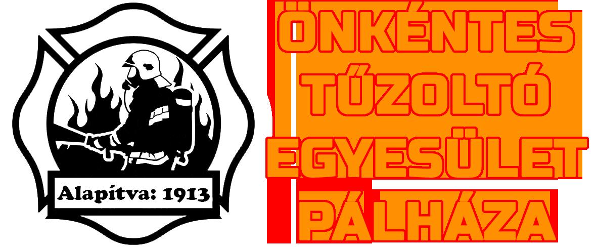 Önkéntes Tűzoltó Egyesület – Pálháza logo